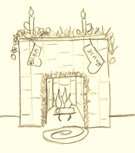 Blog5 - Fireplace